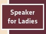 speaker for ladies